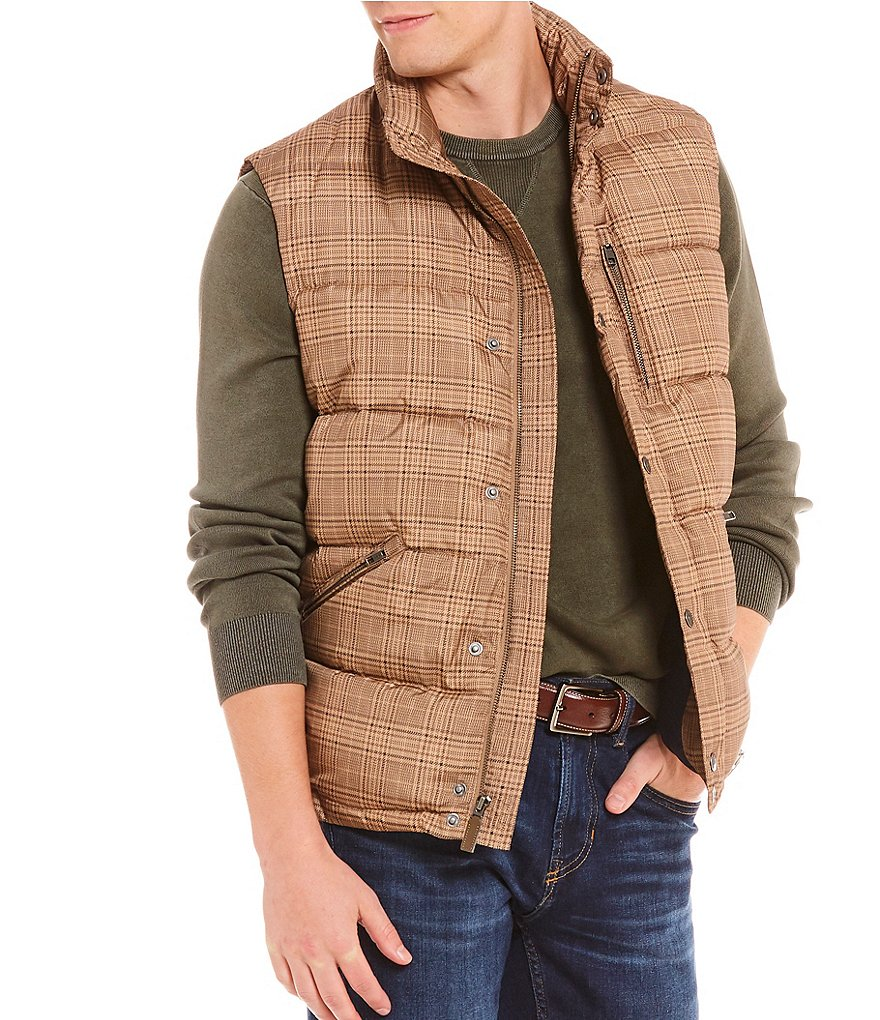Cremieux Dickson Quilted Vest