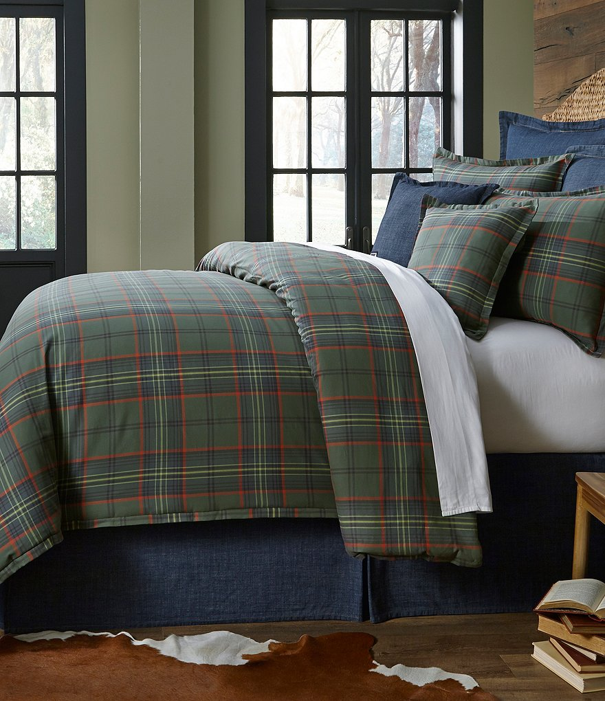 Cremieux Ferguson Plaid Comforter Mini Set