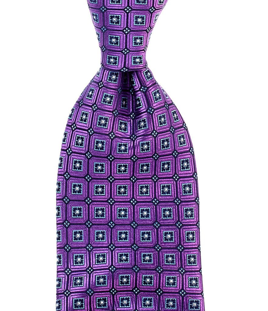 Cremieux Five Box Traditional Silk Tie