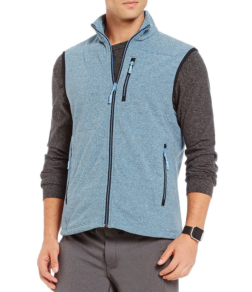 Cremieux Club 38 Full-Zip Fleece Vest