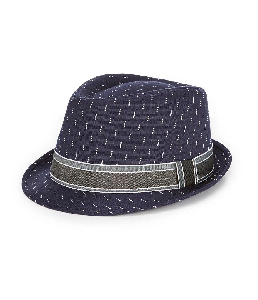 Cremieux Jeans Printed Fedora