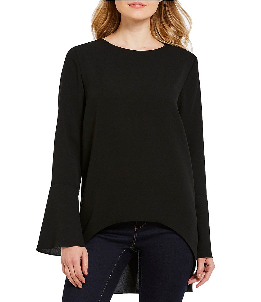 Cremieux Juliana Bell Sleeve Blouse