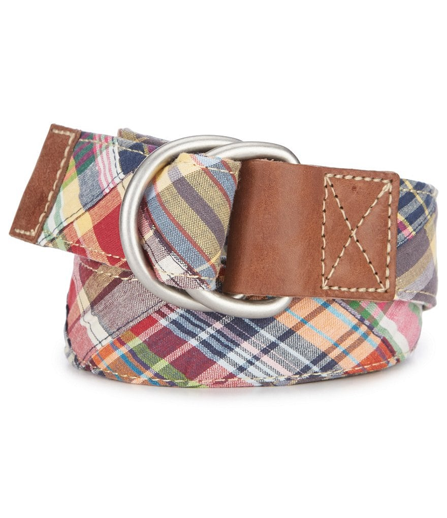 Cremieux Madras Belt