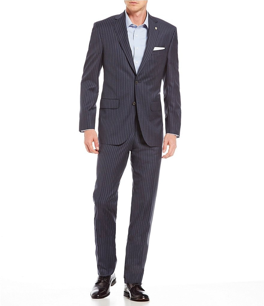 Cremieux Modern Fit Solid Suit