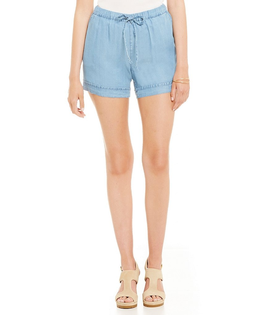 Cremieux Penny Chambray Short