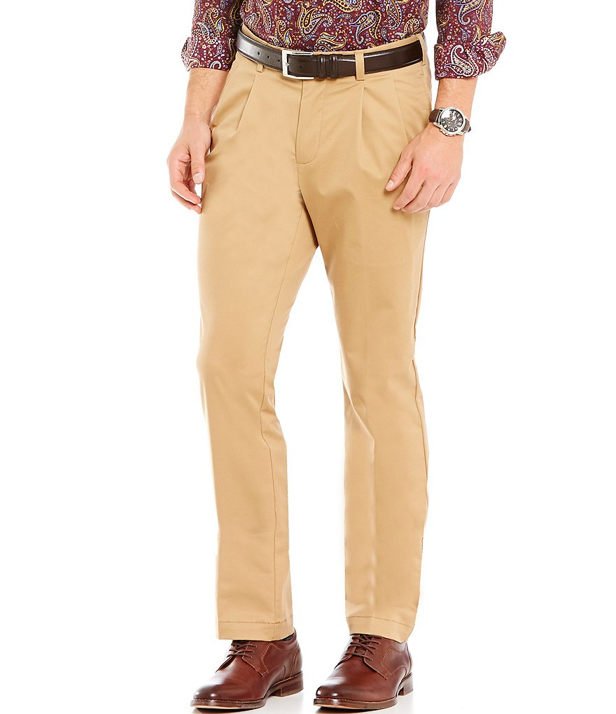 Cremieux Pleated Office Pants