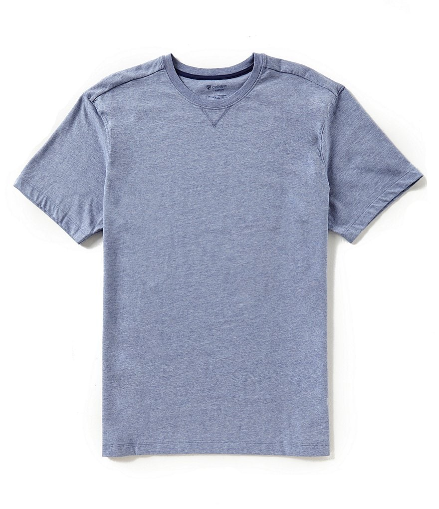 Cremieux Short Sleeve Crewneck T-Shirt