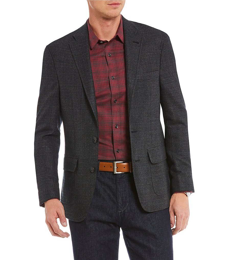 Crosby & Howard Brooks Wool Blazer