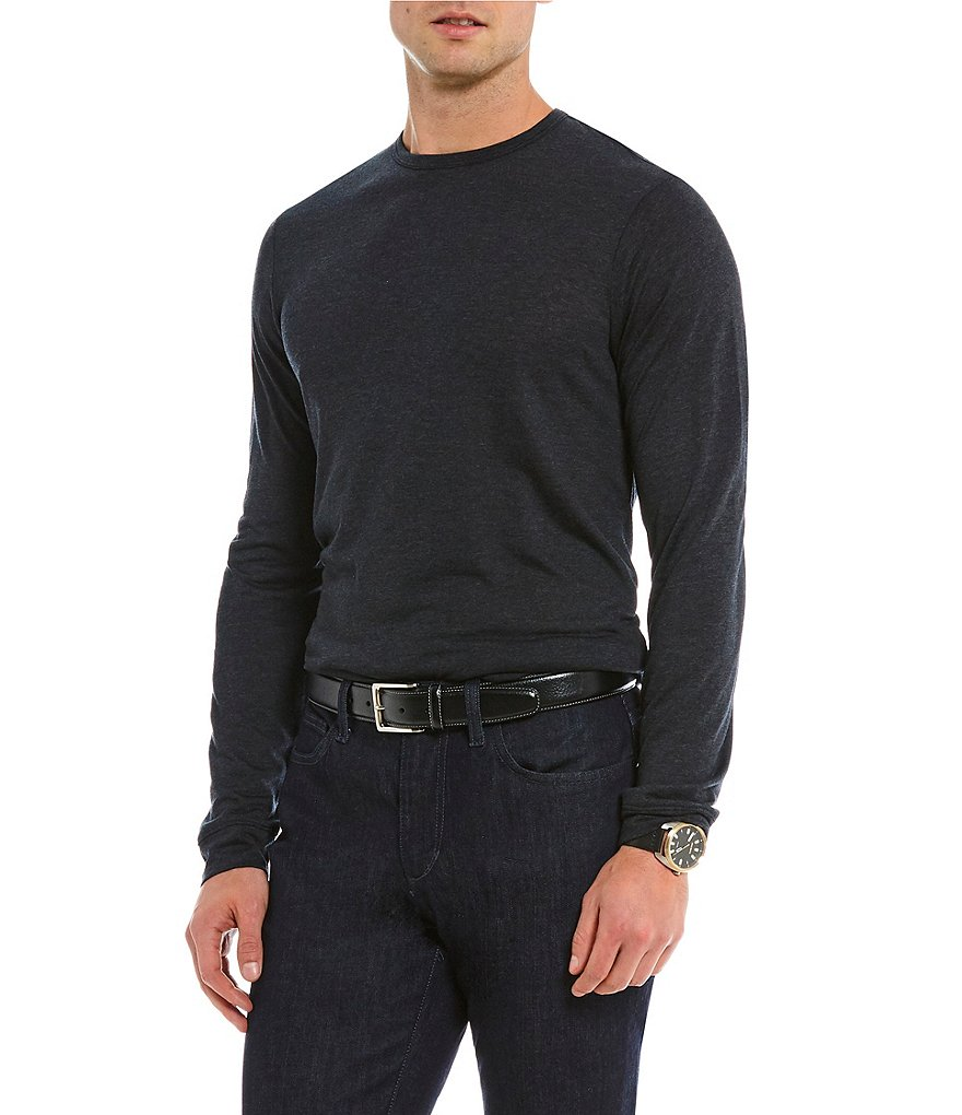 Crosby & Howard Long-Sleeve Crew Pullover