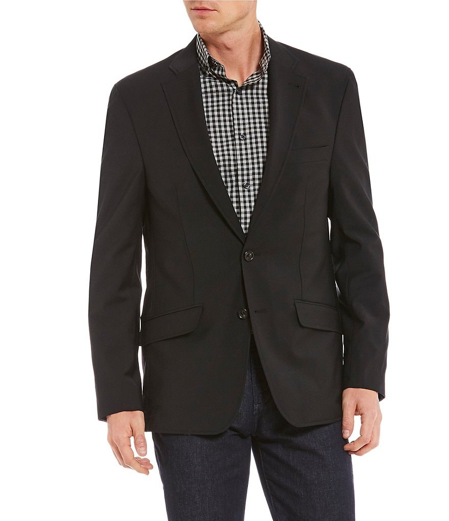 Crosby & Howard Party Performance Wool Blazer