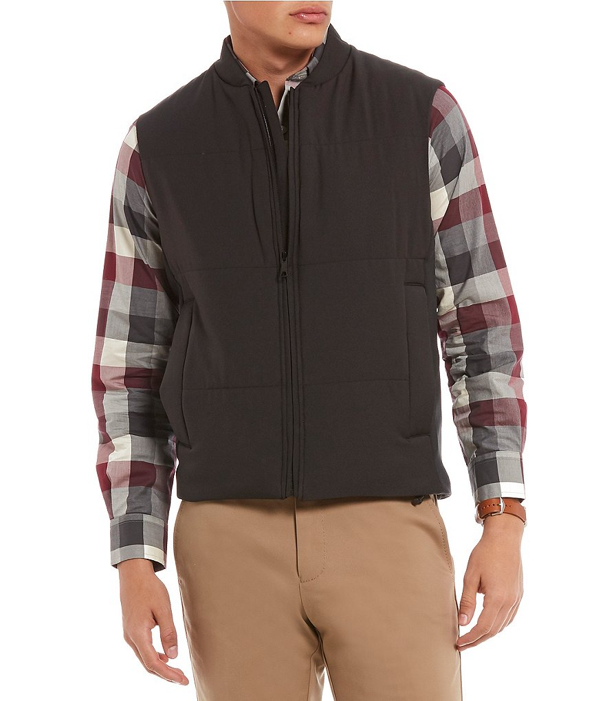 Crosby & Howard Quilted Vest
