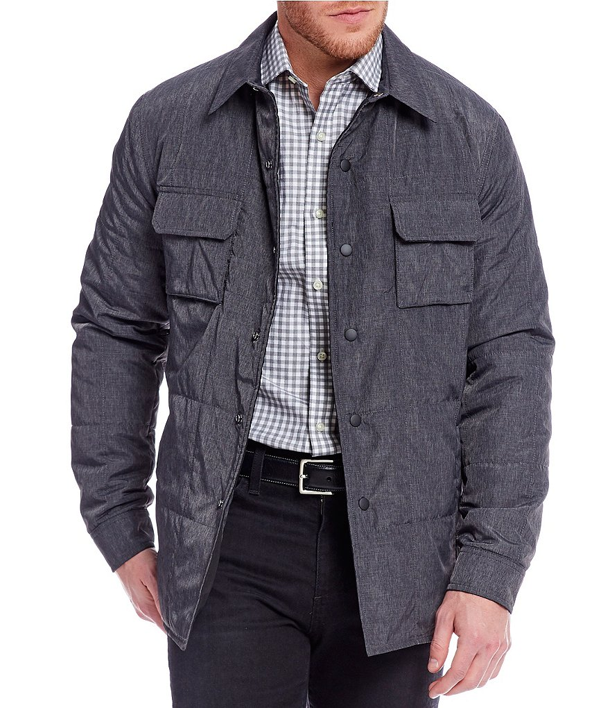 Crosby & Howard Shirt Jacket