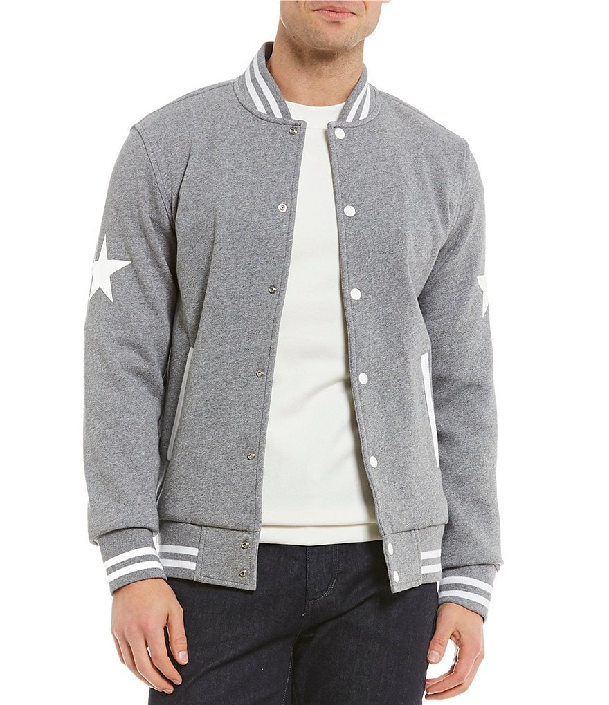 Crosby & Howard Varsity Jacket