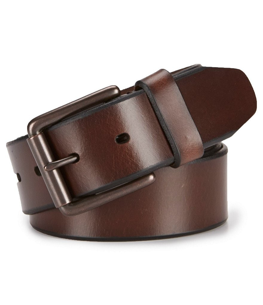 Daniel Cremieux Mccartney Leather Belt