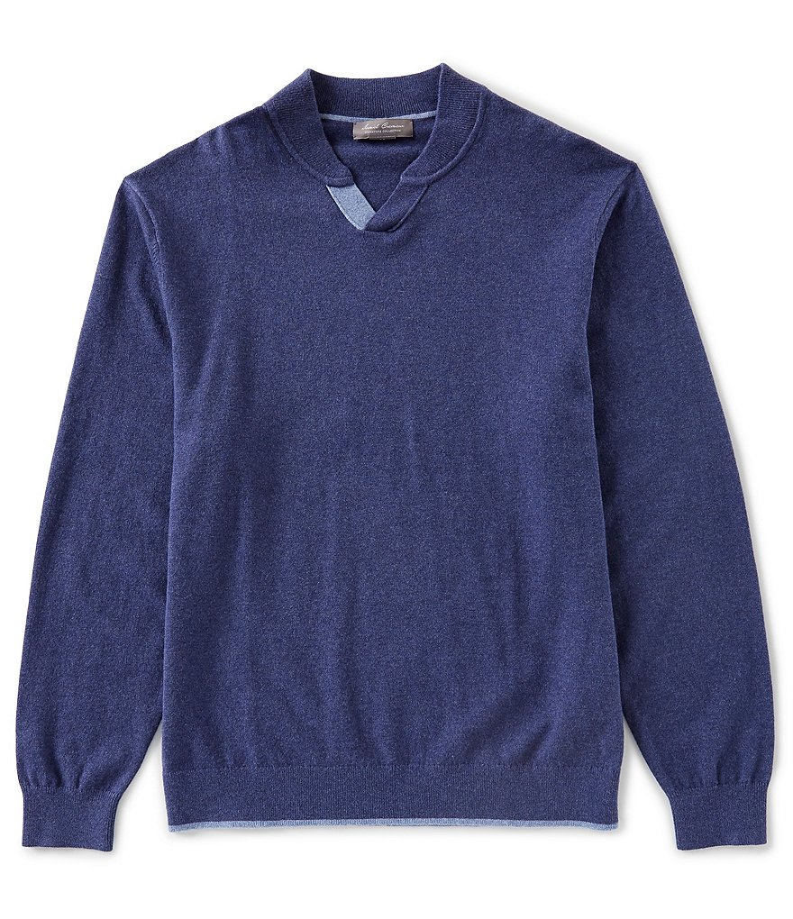 Daniel Cremieux Signature Solid Sweater