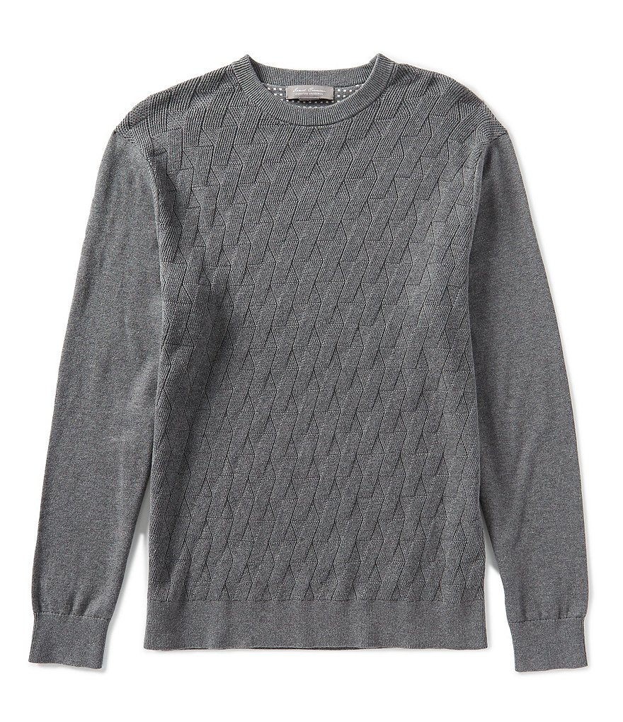 Daniel Cremieux Signature Supima Cable Sweater