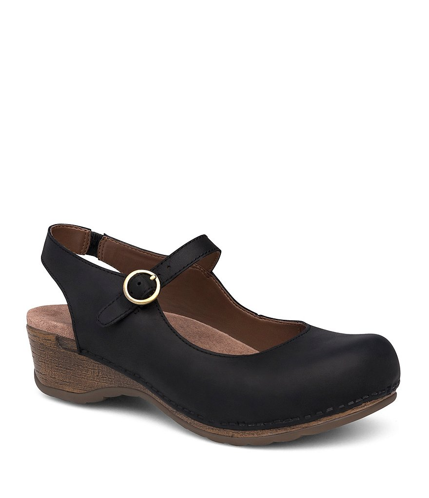Dansko Maureen Mary Jane Clogs