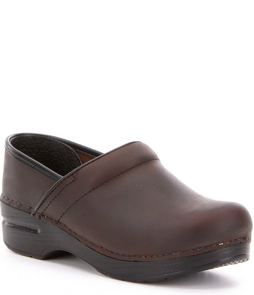 Dansko Professional Leather Slip On