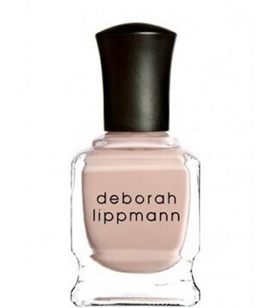 Deborah Lippmann Nail Color Sheer