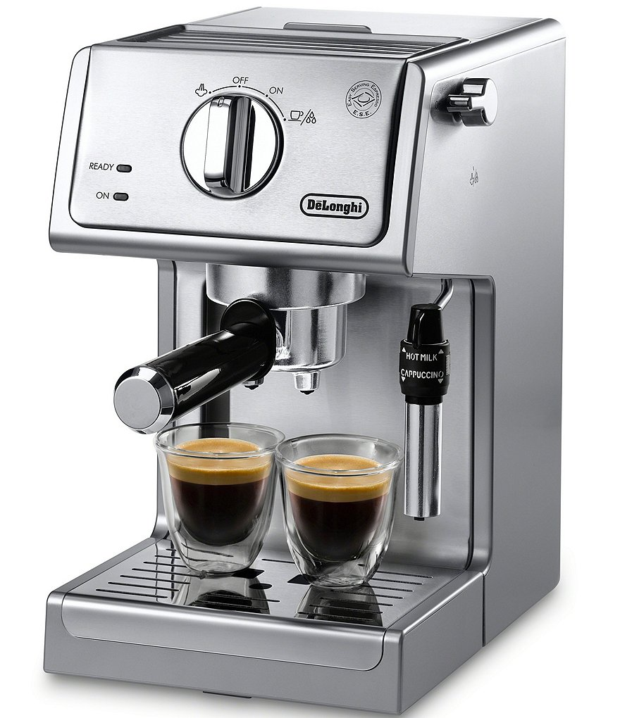 DeLonghi Double Pump Espresso Machine
