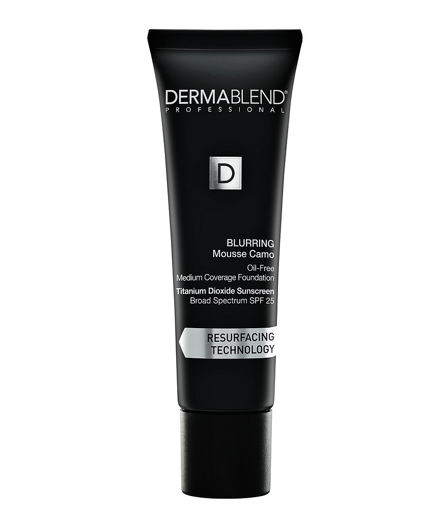 Dermablend Blurring Mousse Camo Oil-Free Foundation SPF 25