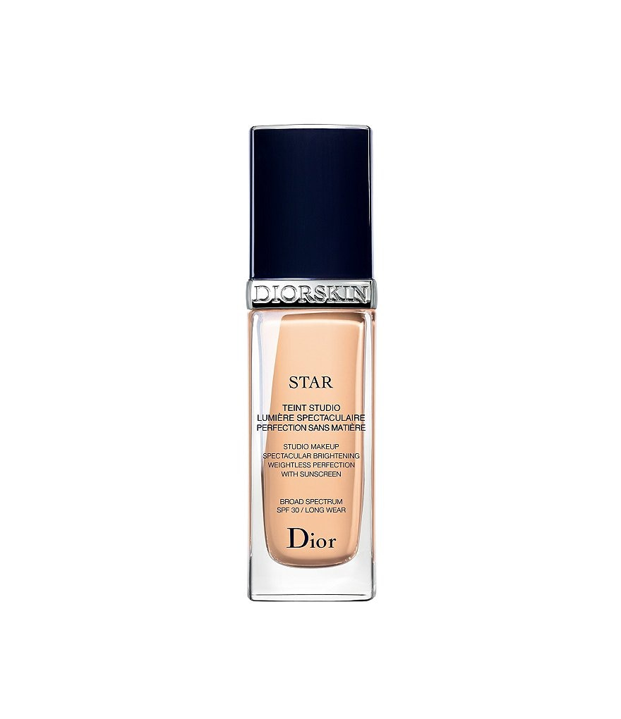 Dior Diorskin Star Studio Spectacular Brightening Weightless Perfection Broad Spectrum SPF Makeup