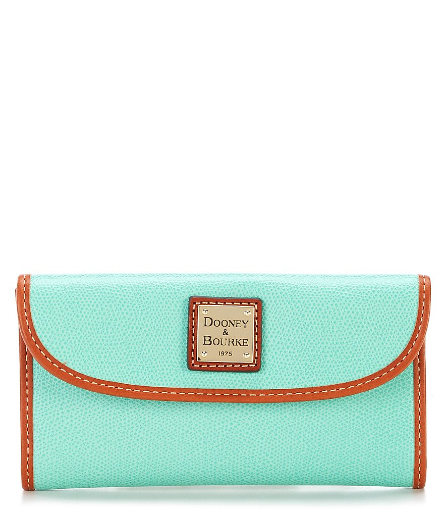 Dooney & Bourke Collins Collection Continental Wallet