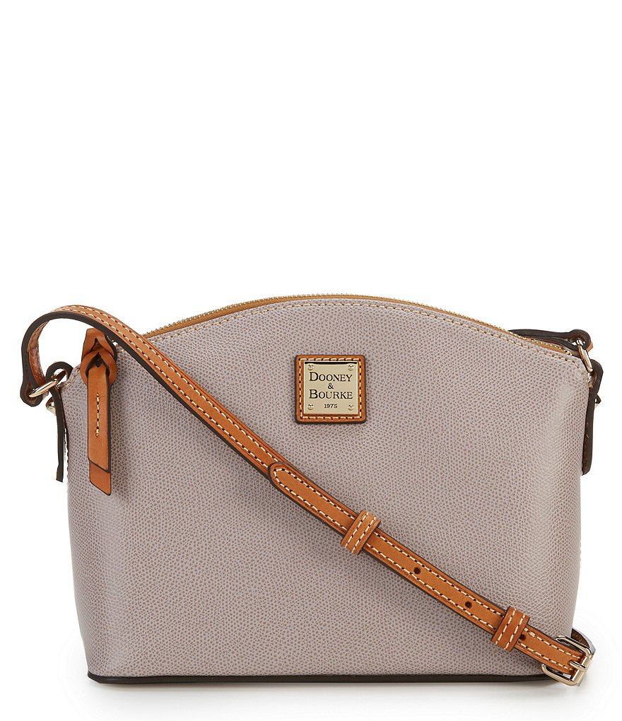 Dooney & Bourke Collins Collection Ruby Cross-Body Colorblock Bag