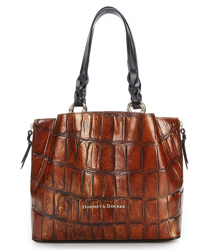 Dooney & Bourke Covington Collection Barlow Tote
