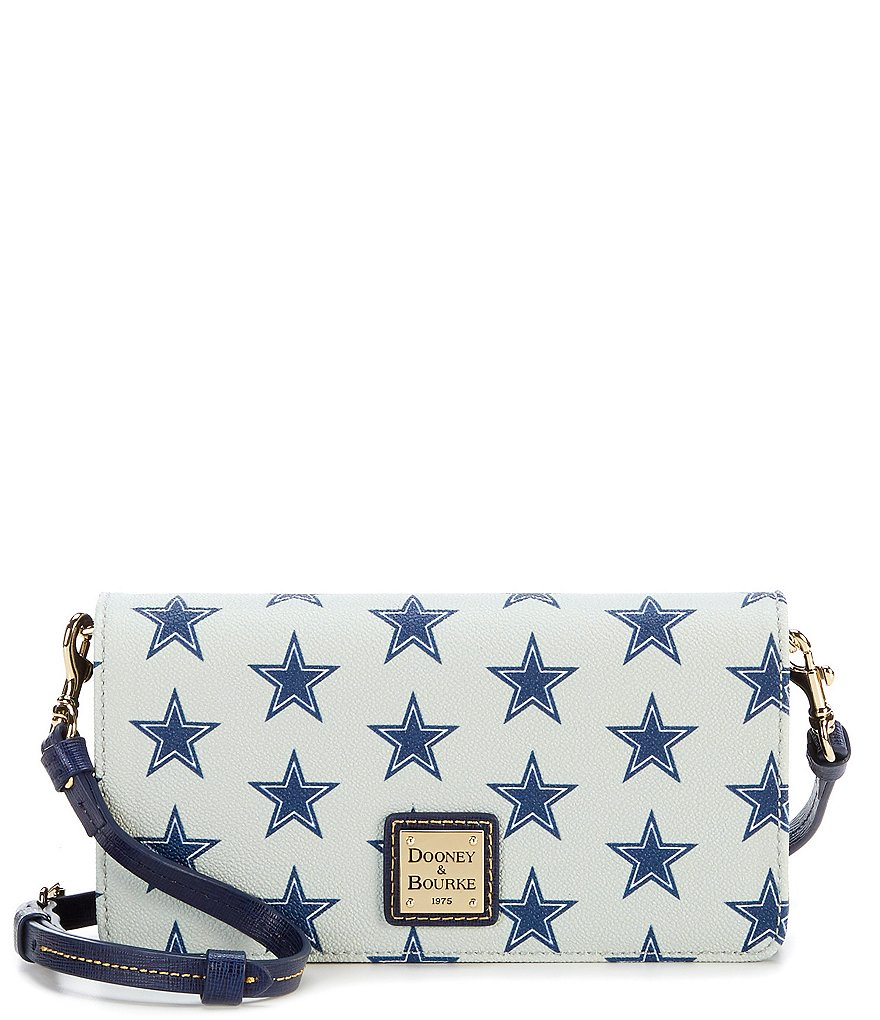 Dooney & Bourke Dallas Cowboys Daphne Cross-Body Bag