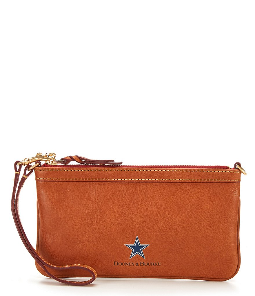 Dooney & Bourke Dallas Cowboys Slim Wristlet