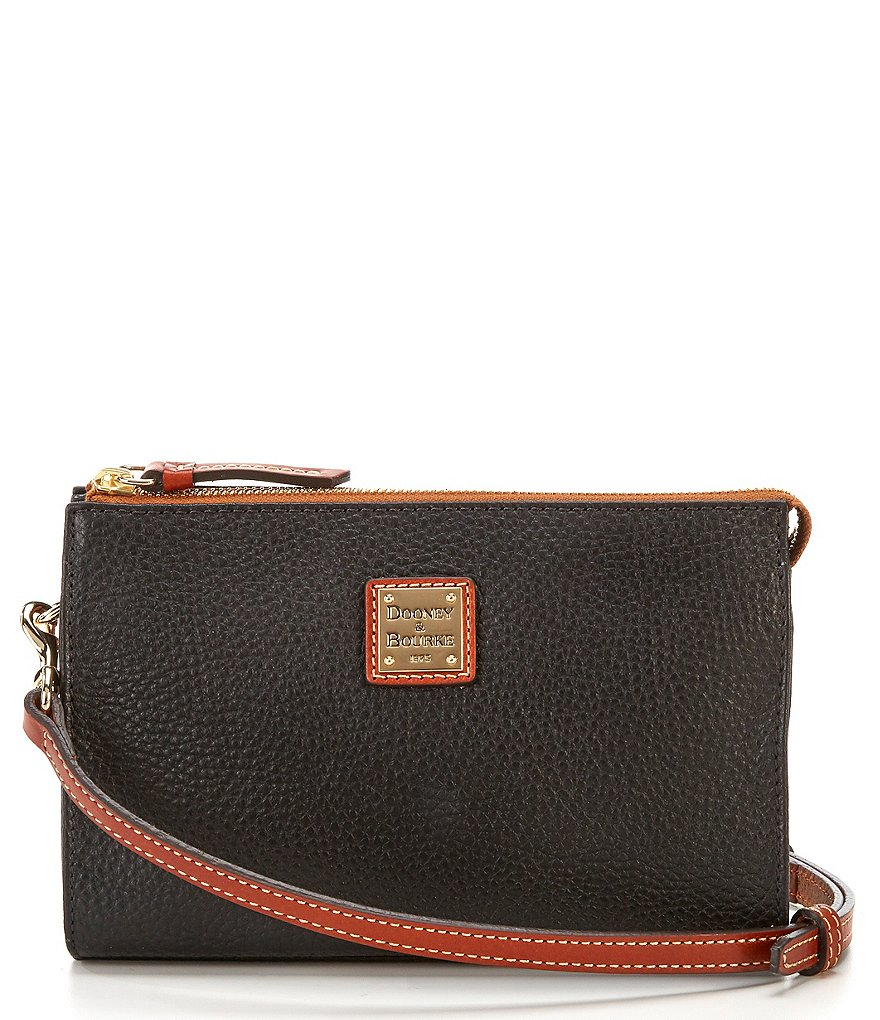 Dooney & Bourke Pebble Collection Janine Mini Cross-Body Bag