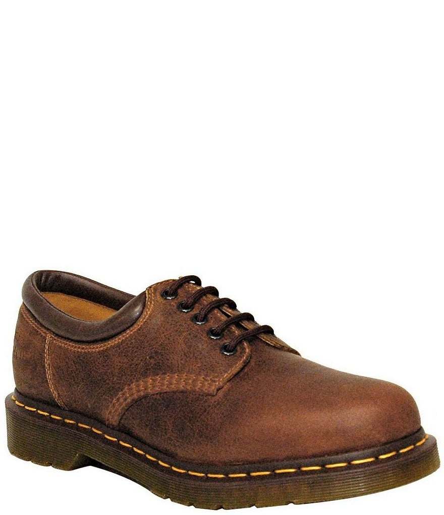 Dr. Martens Men's 8053 5-Eye Oxfords