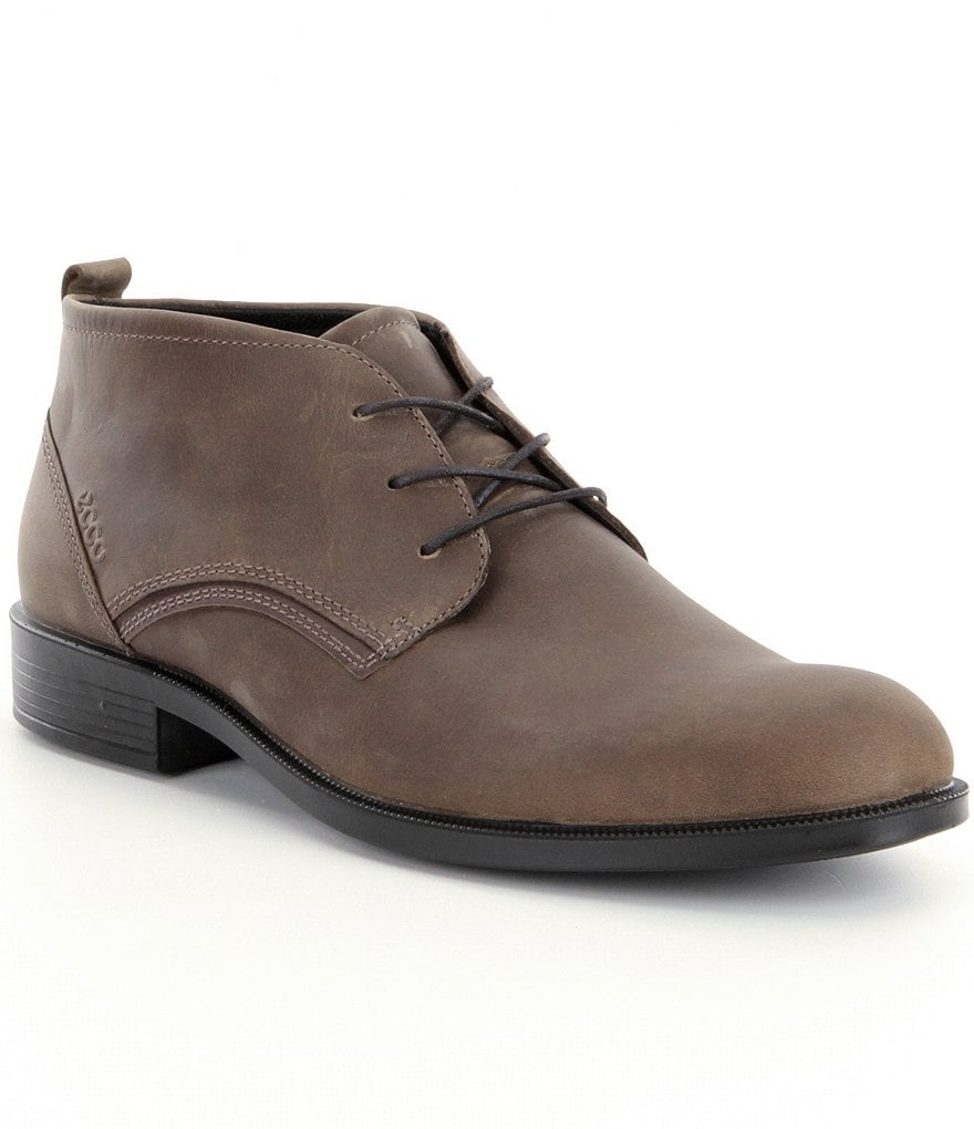 ECCO Harold Men´s Derby Boots
