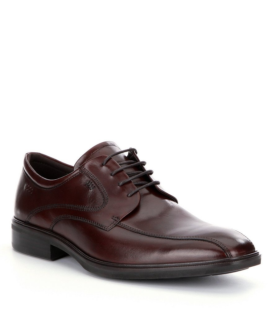 ECCO Men´s Illinois Bike Toe Tie Oxfords