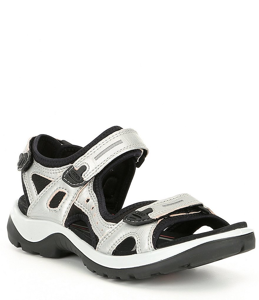 639715a70a7d7 ECCO Yucatan Leather Sandals
