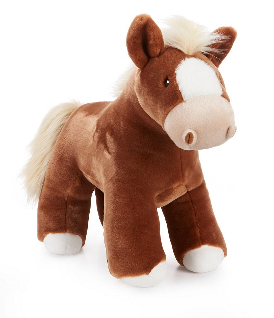 Edgehill Collection 20#double; Plush Pony Toy