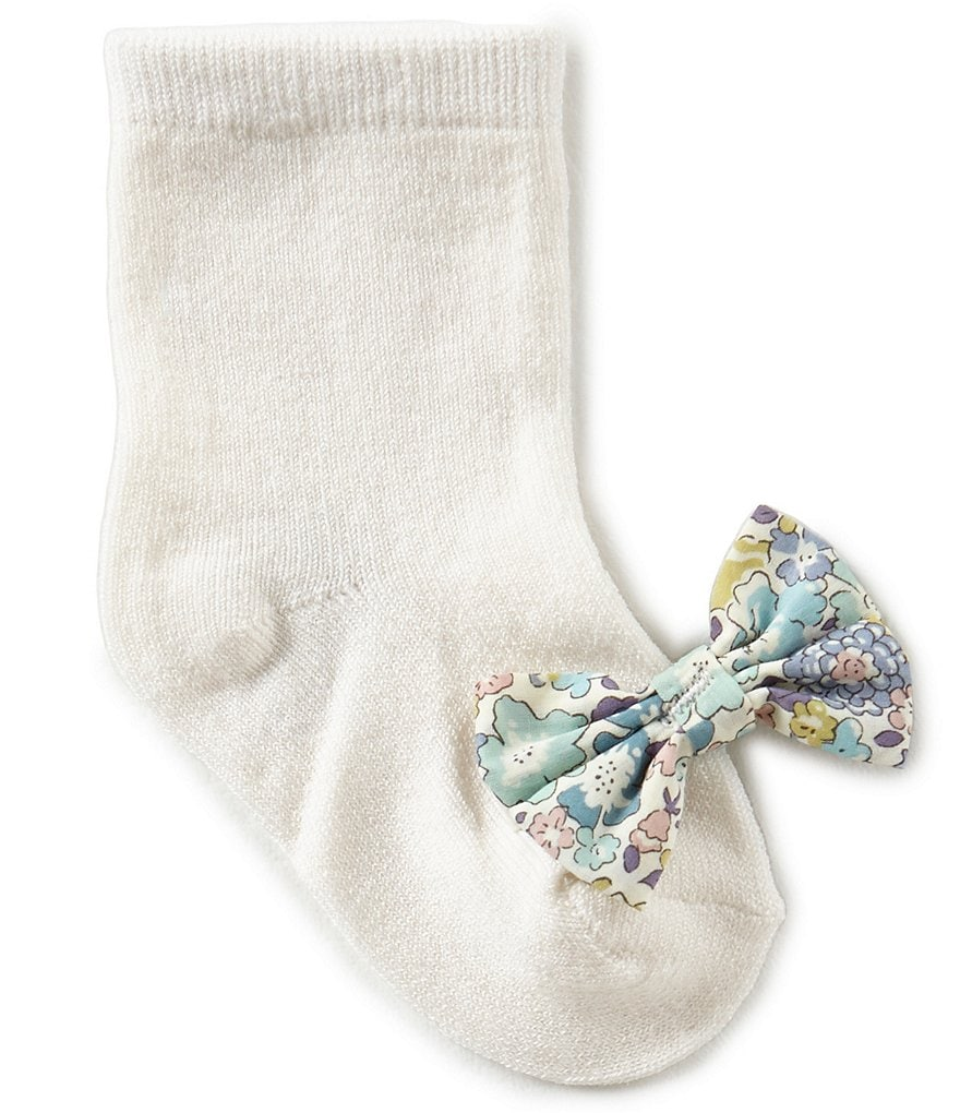 Edgehill Collection Baby Girls Socks Made with Liberty Fabrics