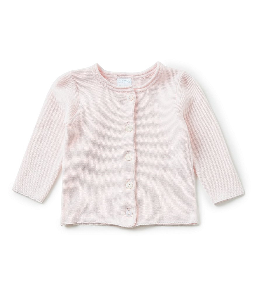 Edgehill Collection Baby Girls Newborn-6 Months Cardigan