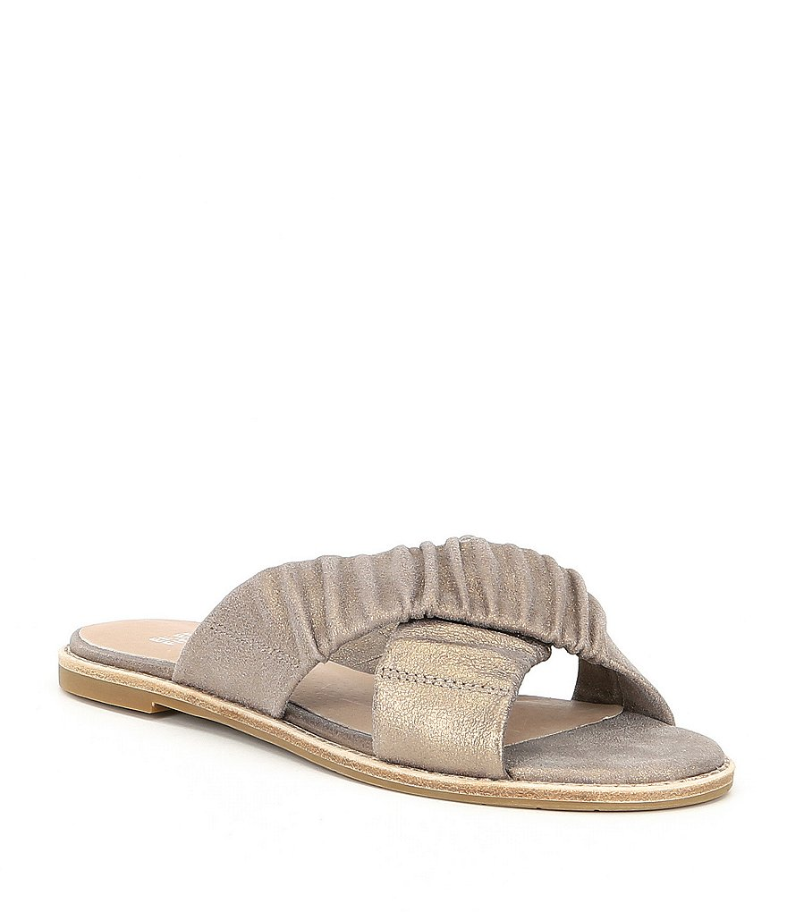 Eileen Fisher Cross Slide Sandal LJGdf