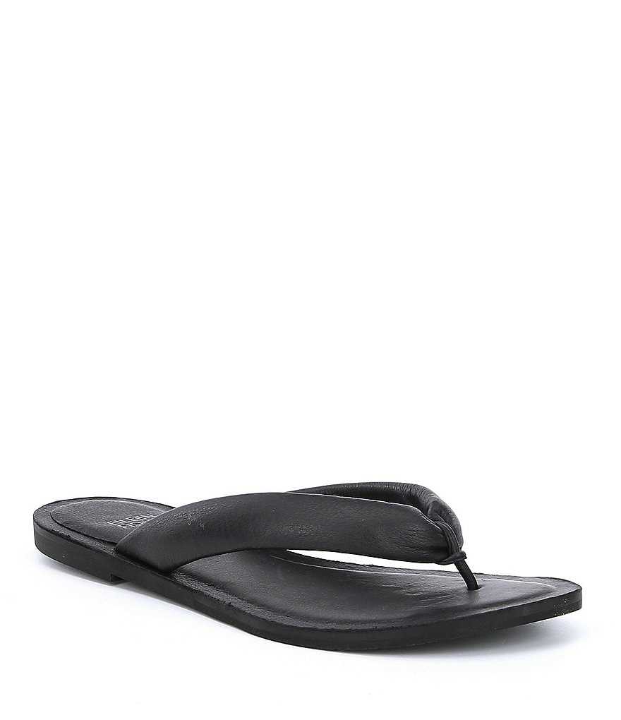 Eileen Fisher Flue Thong Sandals