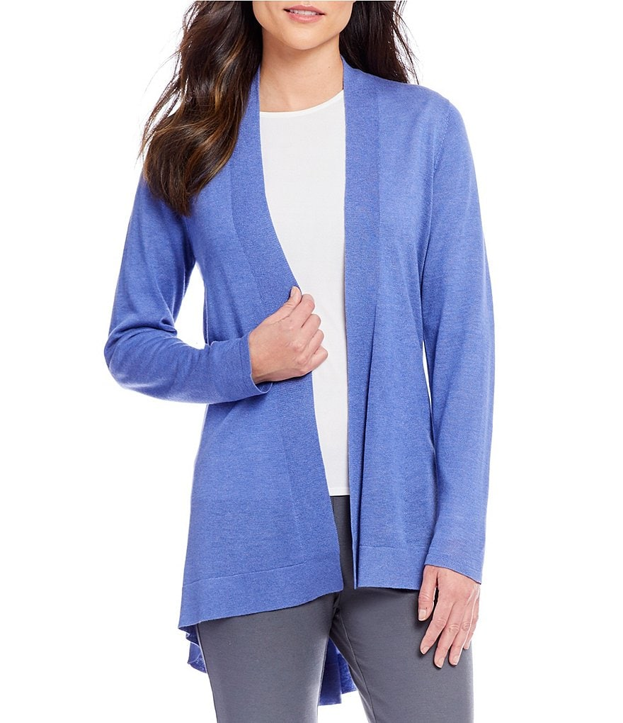 Eileen Fisher Petites Shaped Cardigan