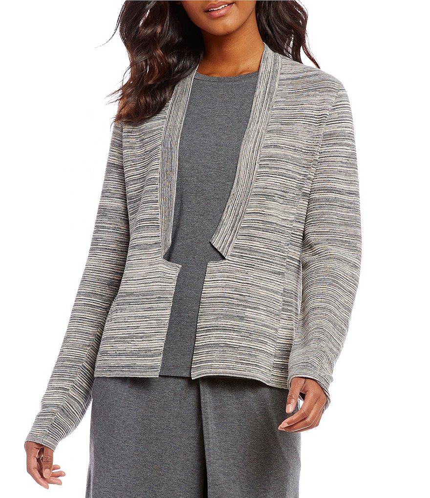 Eileen Fisher Petites Simple Cardigan