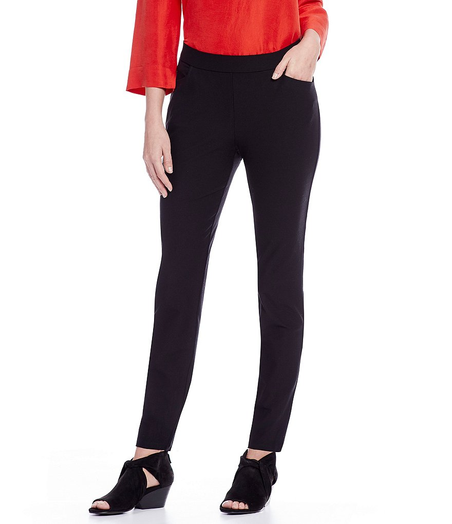 Eileen Fisher Petites Slim Pants