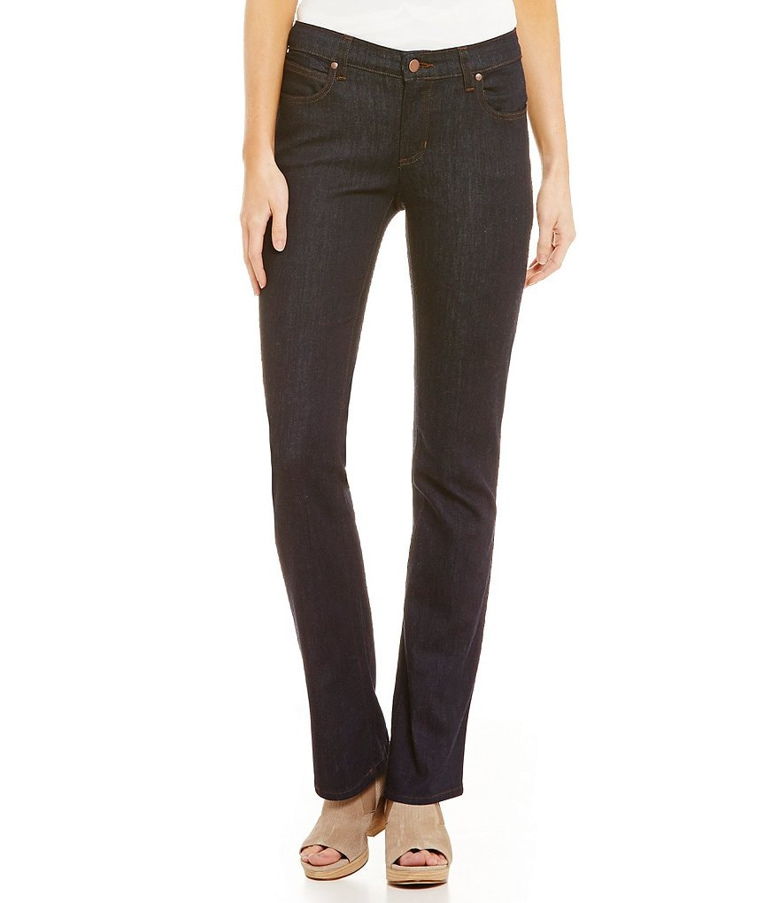 Eileen Fisher Petites Straight Jeans