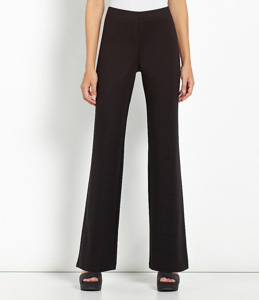 Eileen Fisher Ponte Pull-On Pants