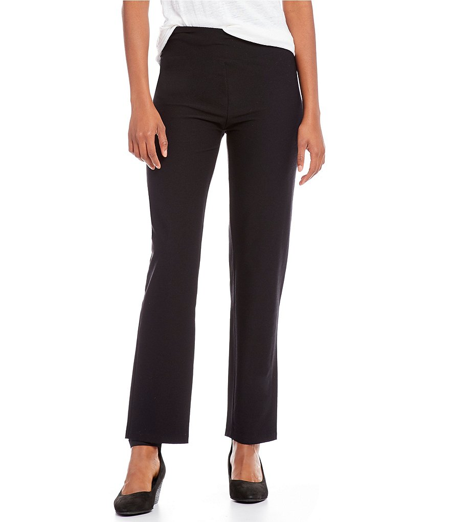 Eileen Fisher Petite Slim Ankle Pant