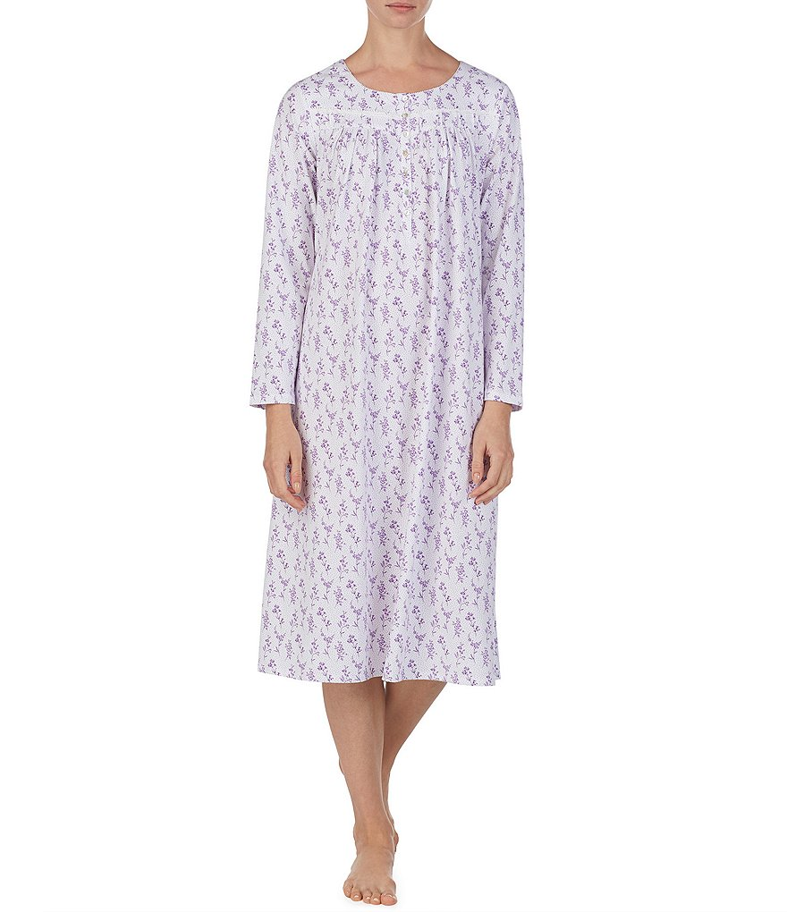 Eileen West Jersey Knit Ballet Nightgown