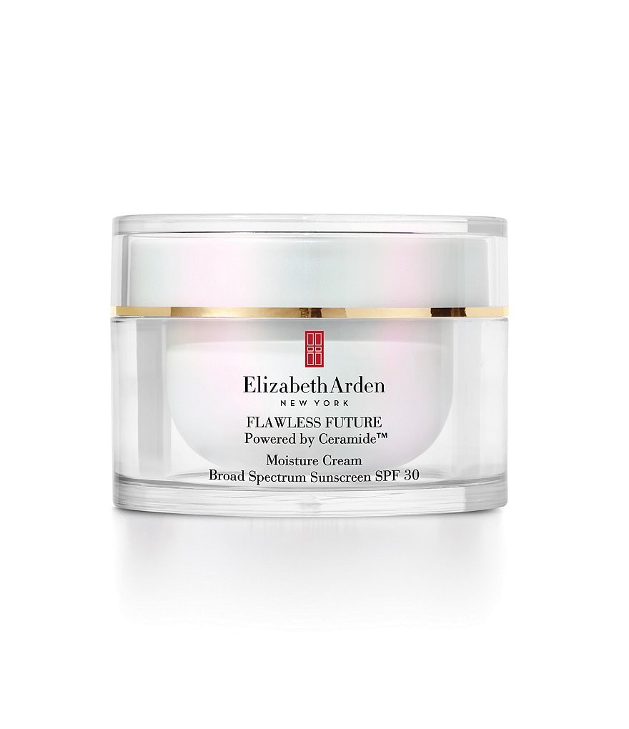Elizabeth Arden Flawless Future Powered by Ceramide Moisture Cream Broad Spectrum Sunscreen SPF 30