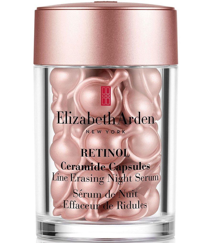 Elizabeth Arden Retinol Ceramide Capsules Line Erasing Night Serum Dillard S